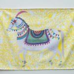 Carnival Horse - Tea Towel