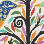 Banyan Birds Embroidery - Wall Hanging