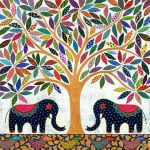 elephant banyan - small print