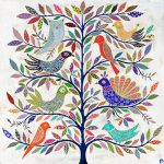exotic birds - small print