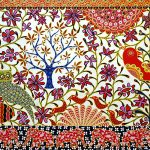 exotic journey - large print