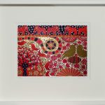 indian holiday - small framed print