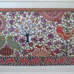 exotic journey - large framed print - SALE