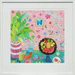 Fruit for Breakfast - large framed print
