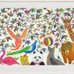 Adelaide Zoo - large framed print