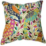 Chirping Birds Euro Cushion