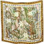 After the rain 100% Silk Scarf
