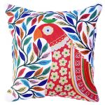Red Bird Cushion