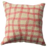 Quirky Pink Cushion